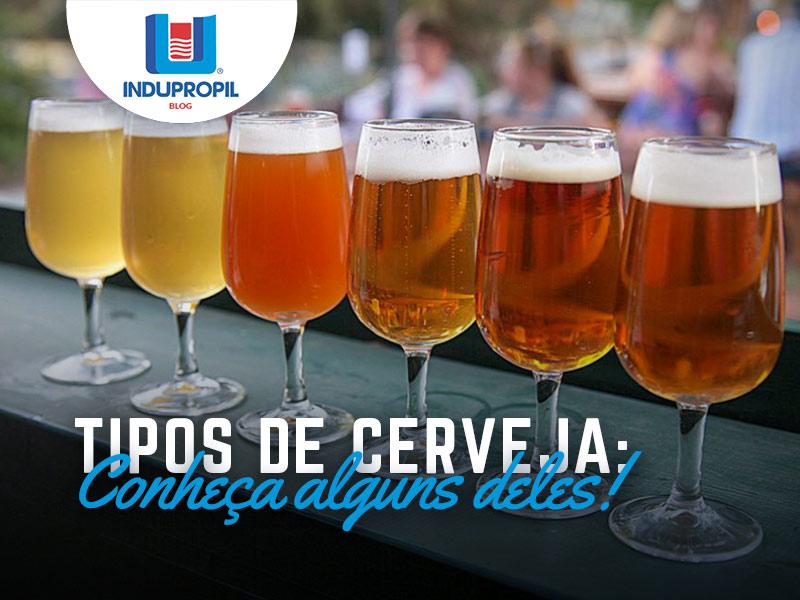 Tipos de Cerveja: Conheça alguns deles!