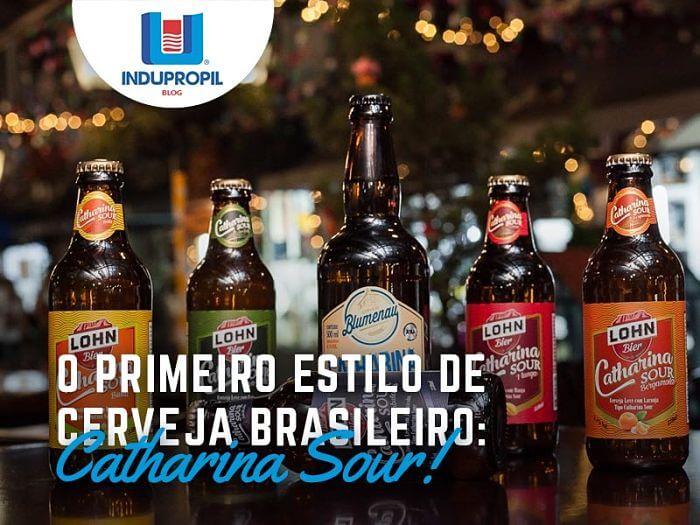 O primeiro estilo de cerveja brasileiro: A Catharina Sour!