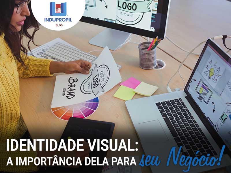 Identidade Visual: A importância dela para o seu negócio!