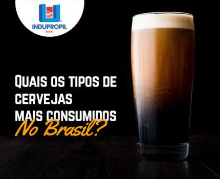 Quais os tipos de cervejas mais consumidos no Brasil?
