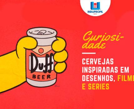 Curiosidades: Cervejas Inspiradas em desenhos, Filmes e Séries