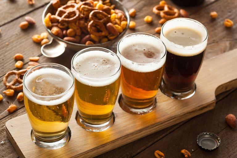cervejas artesanais com petiscos - Indupropil