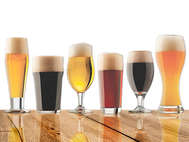 cervejas produzidas com kit de insumos